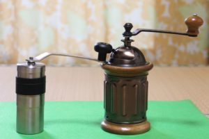 コーヒーミル2種