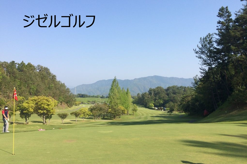 錦山CC、IN10green