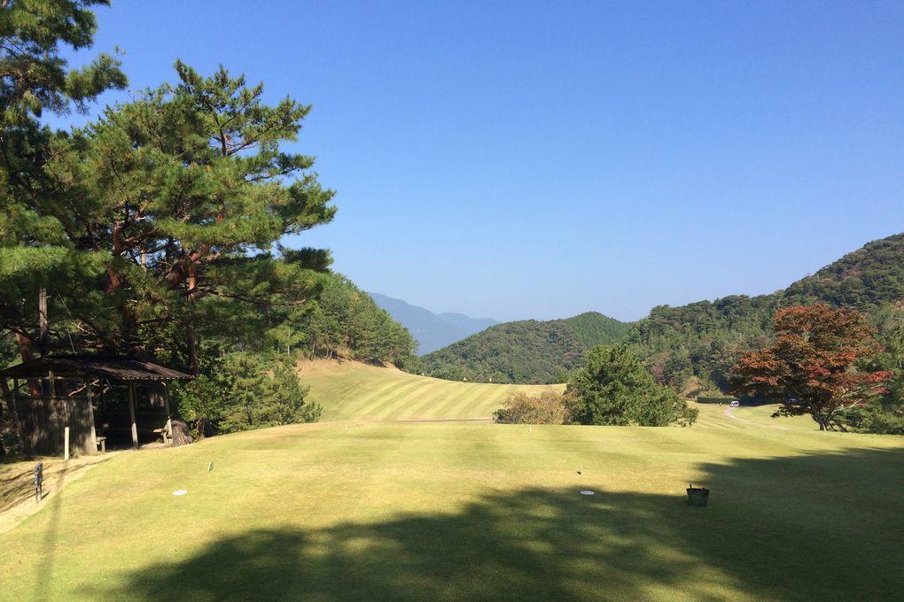 錦山カントリー、IN17