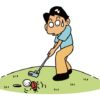 Golf Putter Insect