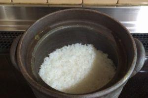 お米、炊飯