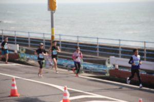高知龍馬マラソン2016、レンズ異常