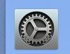 macbook12、システム環境設定アイコン