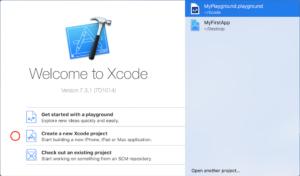 xcodeアプリ開発