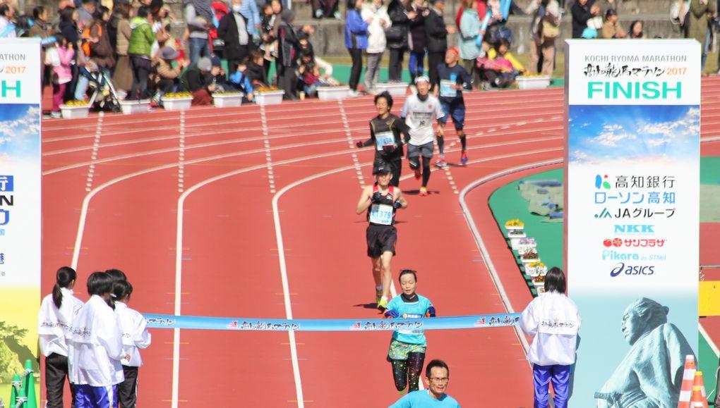 2017龍馬マラソン