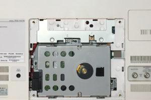 VAIOハードディスク交換