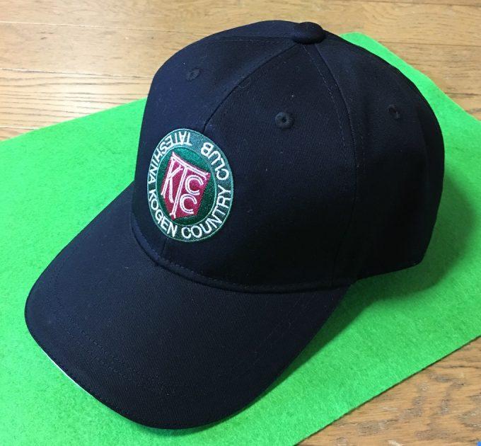蓼科高原カントリー帽子