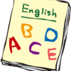 イラスト、英語