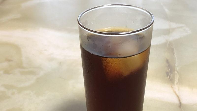 水出しコーヒーでスローな時間